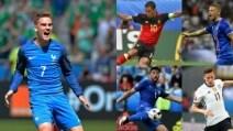 La Top 11 de L'Equipe si tinge d'azzurro