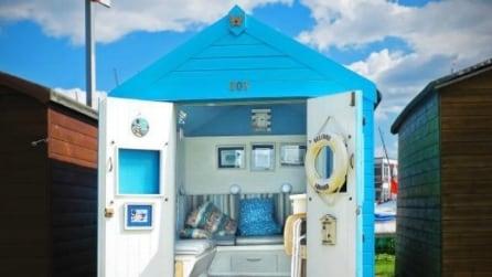 Le 7 cabine da spiaggia più originali dell'estate 2016
