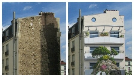 Da noiosi muri a scene piene di vita: la trasformazione è spettacolare