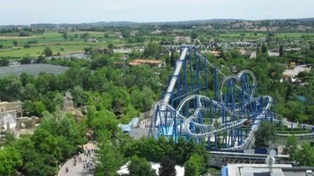 I 10 parchi divertimento più amati d'Italia