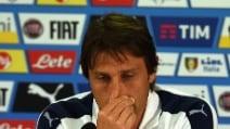 Conte saluta in lacrime la nazionale