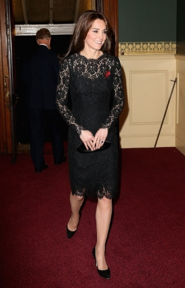 Kate in Dolce&Gabbana