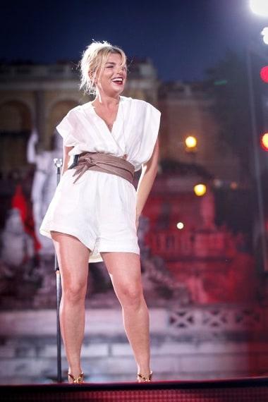 Emma al Coca Cola Summer Festival