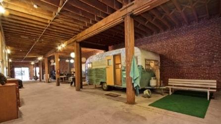 Ecco la camera più strana in affitto su Airbnb