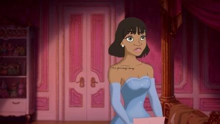 Le popstar diventano delle principesse Disney