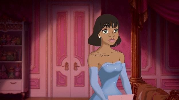 Rihanna - Cenerentola