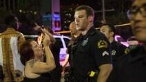 Sparatoria a Dallas, le immagini dopo lo scontro a fuoco