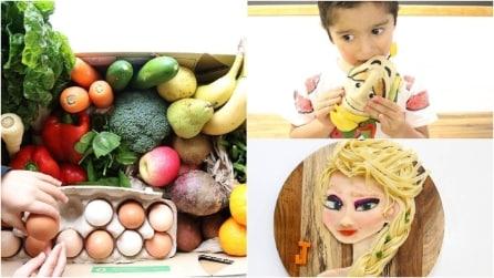 Suo figlio non vuole mangiare: la soluzione che inventa vi lascerà a bocca aperta
