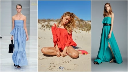 Tutti i colori da indossare in estate