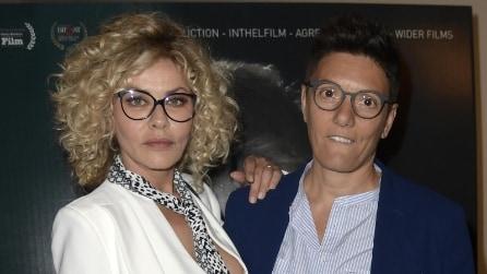 Le foto di Eva Grimaldi e Imma Battaglia