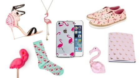 """Pink flamingo"": spopolano i fenicotteri rosa per l'estate 2016"