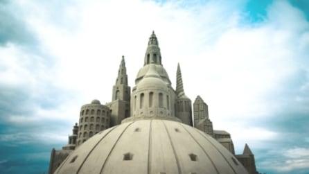 Le 11 sculture di sabbia più belle del mondo