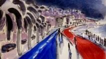 #PrayForNice, tutte le vignette sull'attentato di Nizza