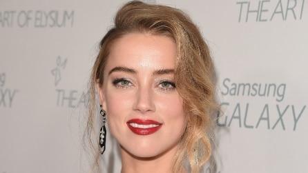 Amber Heard, la donna con il viso più bello del mondo