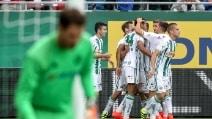 Conte, esordio amaro: Chelsea sconfitto in amichevole 2-0