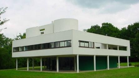 Le 17 opere di Le Corbusier diventate Patrimonio dell'Unesco