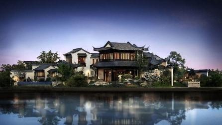 Cina, ecco la casa più costosa del paese