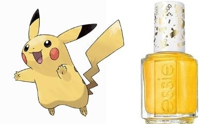 Manicure Pokemon Go: scegli il tuo colore di smalto!