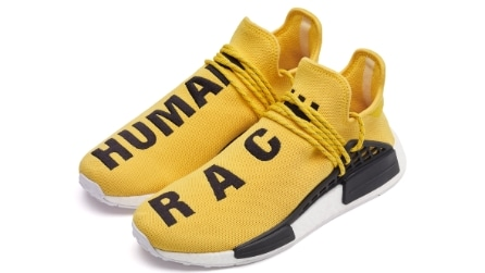 Le sneakers prodotte da Pharrell Williams per adidas Original