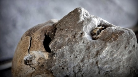 La morte negli occhi: i calchi raccontano l'eruzione del Vesuvio del 79 d. C.