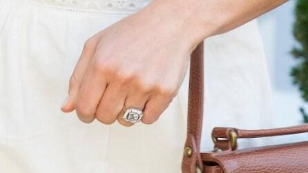L'anello di fidanzamento di Pippa Middleton