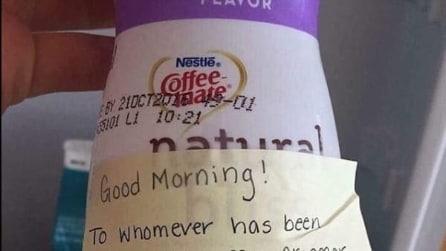 """Per giorni un collega le """"ruba"""" il caffè a lavoro: la sua vendetta è esilarante"""