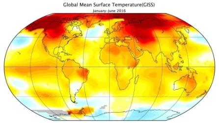 Giugno, caldo record: gli ultimi dati degli esperti sugli effetti del riscaldamento globale