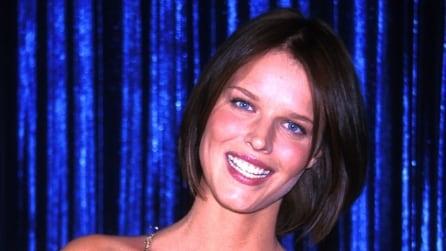 Eva Herzigova prima e dopo, com'è cambiata la top model