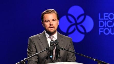 Le foto della serata di gala della Leonardo DiCaprio Foundation