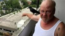 Strage Monaco, ecco l'uomo che ha affrontato il killer dal balcone