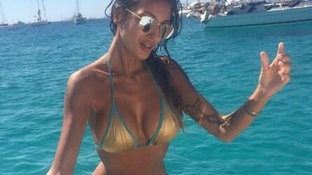 Vip al mare: diamo i voti ai bikini delle star
