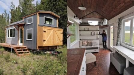 Come far diventare spaziosa una casa piccola: l'idea geniale