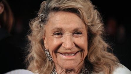 Marta Marzotto, l'esuberante regina dei salotti italiani
