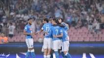 Il Napoli festeggia i 90 anni