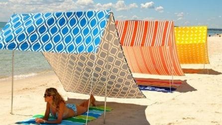 I 5 ombrelloni da spiaggia più originali dell'estate