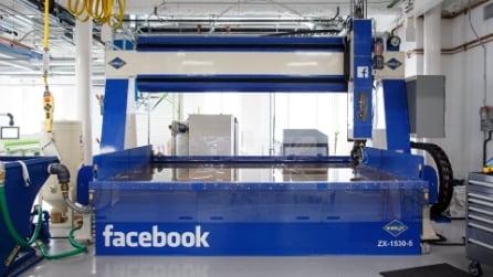 Il nuovo centro di ricerca e sviluppo di Facebook