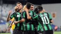 Preliminari Europa League, Sassuolo-Lucerna 3-0
