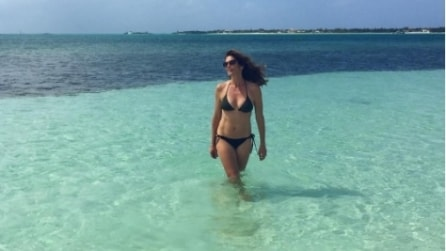 Belle ad ogni età: le 50enni più belle in bikini