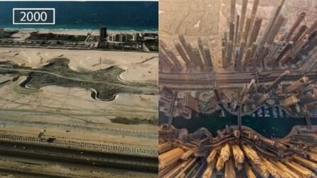 Come sono cambiate nel tempo le città più famose del mondo: le immagini sono imperdibili