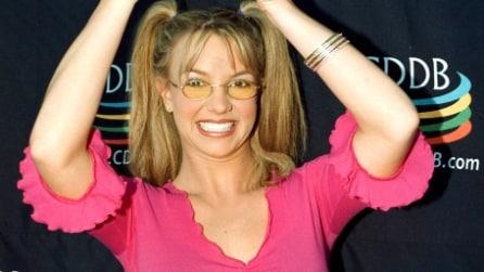 La trasformazione di Britney Spears
