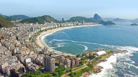 I paesaggi più spettacolari di Rio de Janeiro