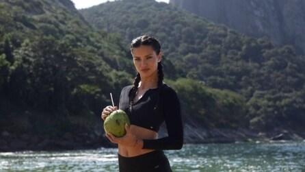 Le modelle di Victoria's Secret a Rio per le Olimpiadi 2016