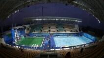 Che succede alla piscina? L'acqua è diventata verde