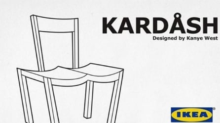 IKEA vs Kanye West: tutti i meme ironici che impazzano sul web