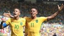 Brasile in finale nel torneo olimpico