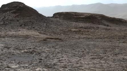 Marte come non l'avete mai visto: il panorama somiglia al deserto texano