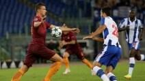 Champions League, le immagini più belle di Roma-Porto