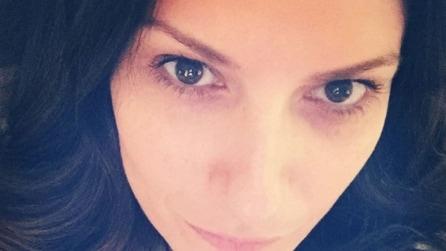 Laura Pausini con e senza trucco