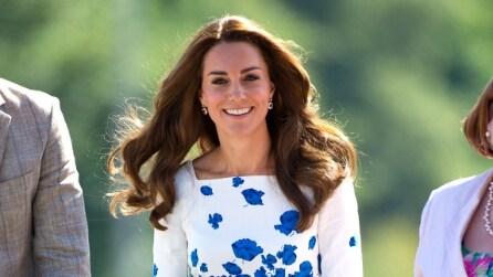 Kate Middleton e la passione per il riciclo: ripropone l'abito del 2014