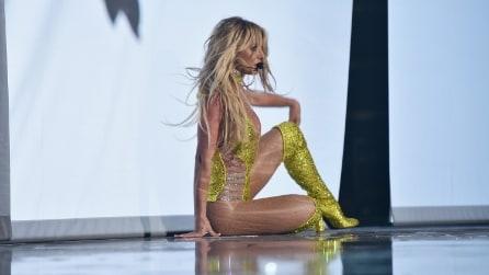 Britney Spears in forma smagliante agli Mtv VMA's 2016